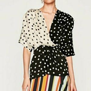 Medium zara blouse